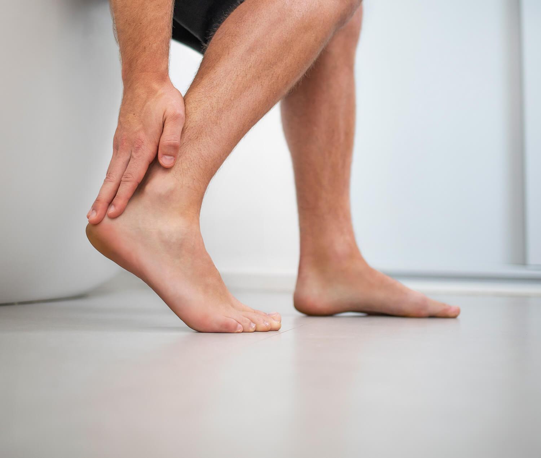 Pęcherze. Bolesny problem naszych stóp
