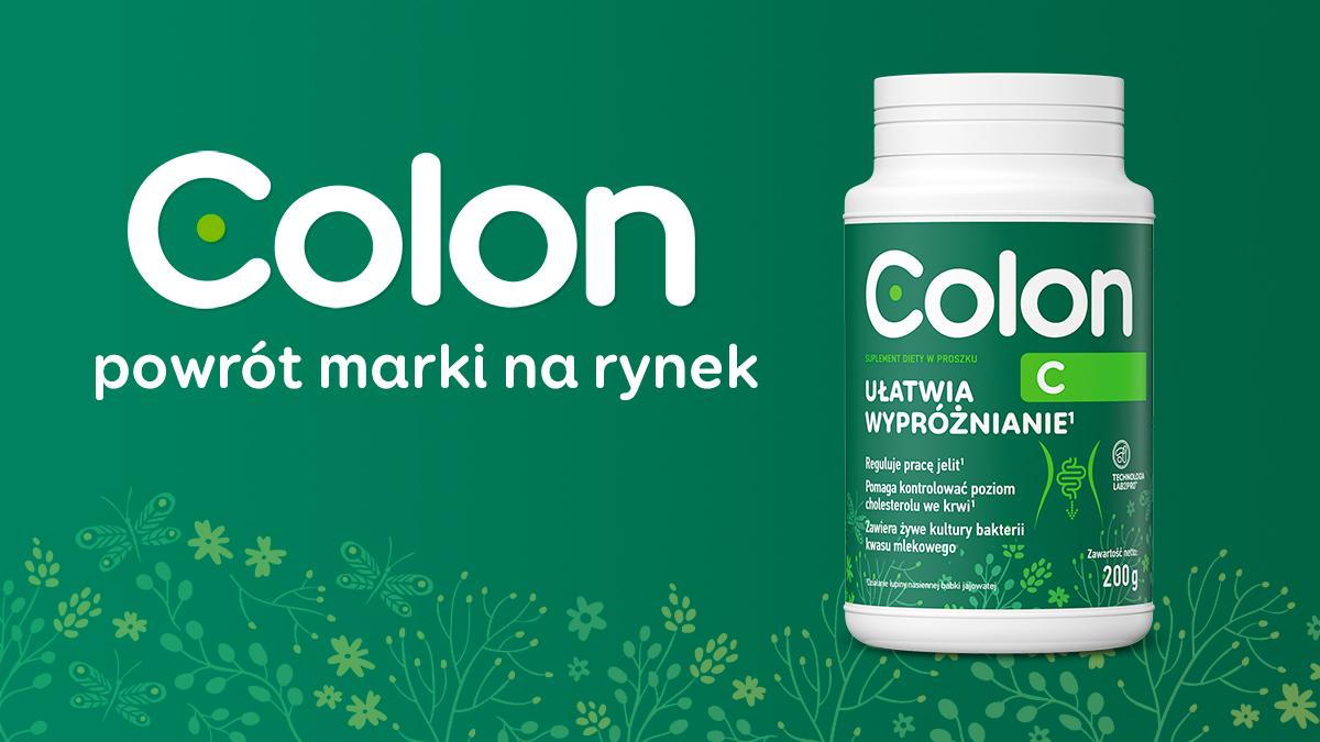 Colon C wraca na półki sklepowe z zatwierdzoną procedurą obróbki termicznej