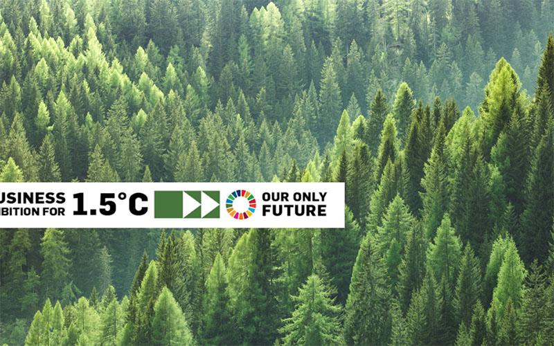 Mobilizacja przedsiębiorstw do osiągnięcia celu klimatycznego 1,5C